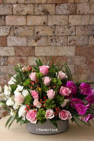 Butik Çiçek Aranjmanı